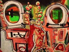 Ohne Titel (Ausschnitt), 2009